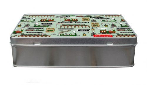 Selina-Jayne Steam Trains Limited Edition Treat Tin